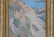 Alexis Many Laguna California Painting