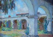 Alson Clark Painting