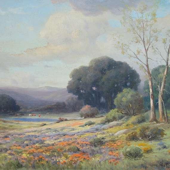 Angel Espoy 'Lakeside Poppies'