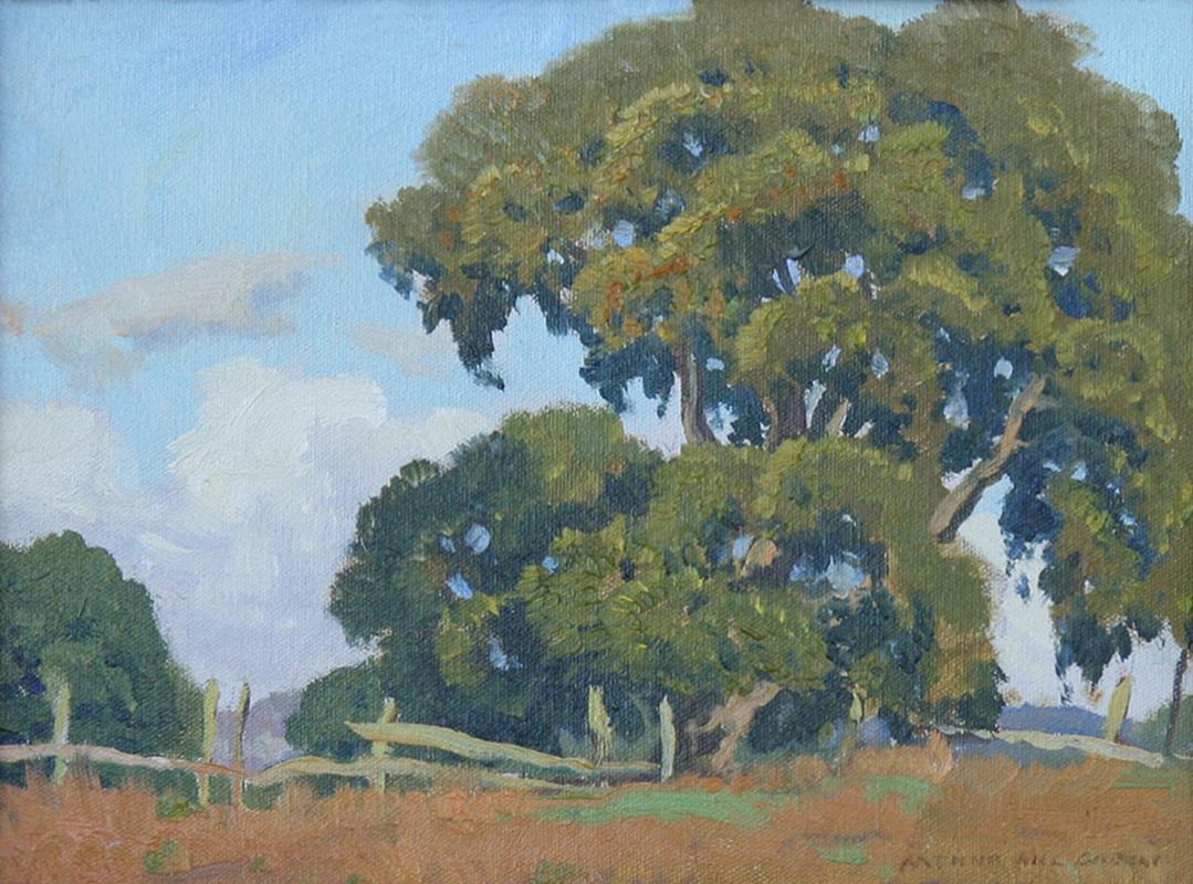 arthur-hill-gilbert-painting