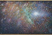 Art Holman Painting Framed