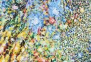 Arthur Holman Painting Close Up