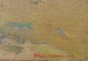 Arthur Mathews Painting Signature