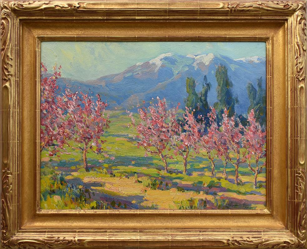benjamin-brown-painting