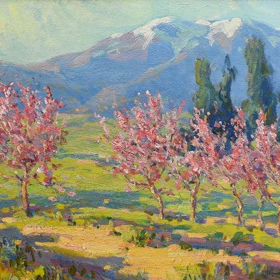 Benjamin Brown 'Blossom Time'