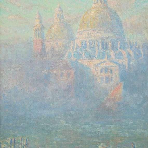 Benjamin Brown 'Dreamy Venice'