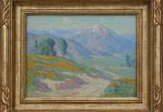 Benjamin Brown Painting