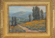 Benjamin Brown Painting Framed