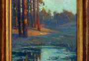 Benjamin Brown California Painting