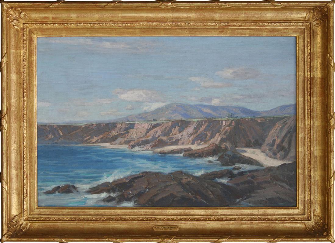 carl-oscar-borg-painting-framed