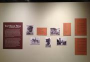 Carl Oscar Borg Museum Exhibit