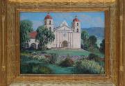 Carl Sammons Painting Framed