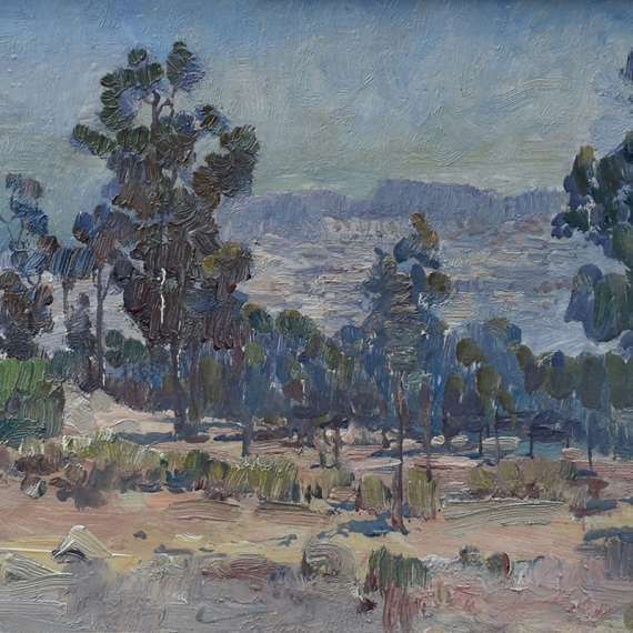 Charles Fries 'A Hazy Day'