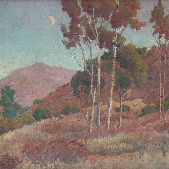Charles Fries 'On the Hillside'