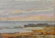 Clarence Hinkle Laguna Painting