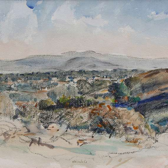 Clarence Hinkle 'Montecito Valley'