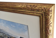 Clarence Hinkle Painting Frame