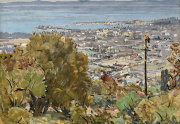 Clarence Hinkle Santa Barbara Harbor