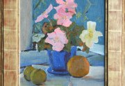 Clarence Hinkle Still Life Painting