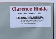 Clarence Hinkle Laguna Art Museum Label