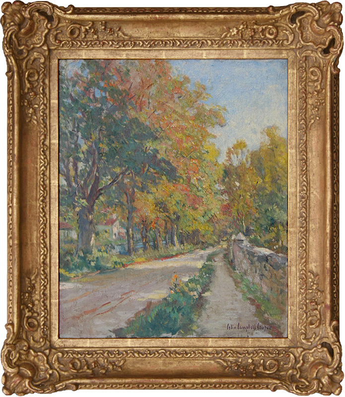 colin-campbell-cooper-painting