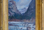 Colin Campbell Cooper California Painting