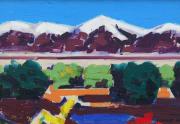 Conrad Buff Painting