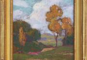 Dana Bartlett California Painting
