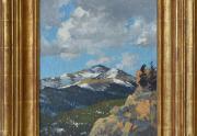 David Banford Painting Framed