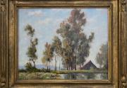Dedrick Stuber California Painting
