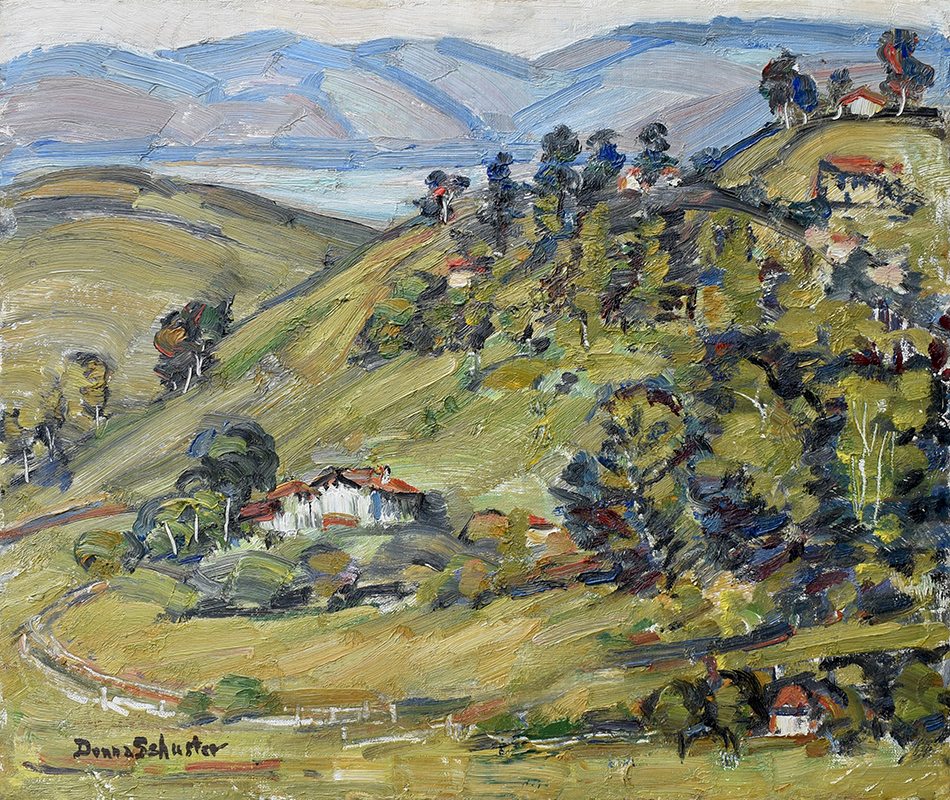 donna-schuster-silverlake-painting