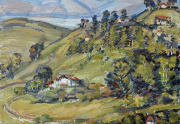 Donna Schuster Silverlake Painting