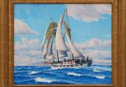 Duncan Gleason California Painting