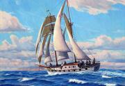 Duncan Gleason Painting