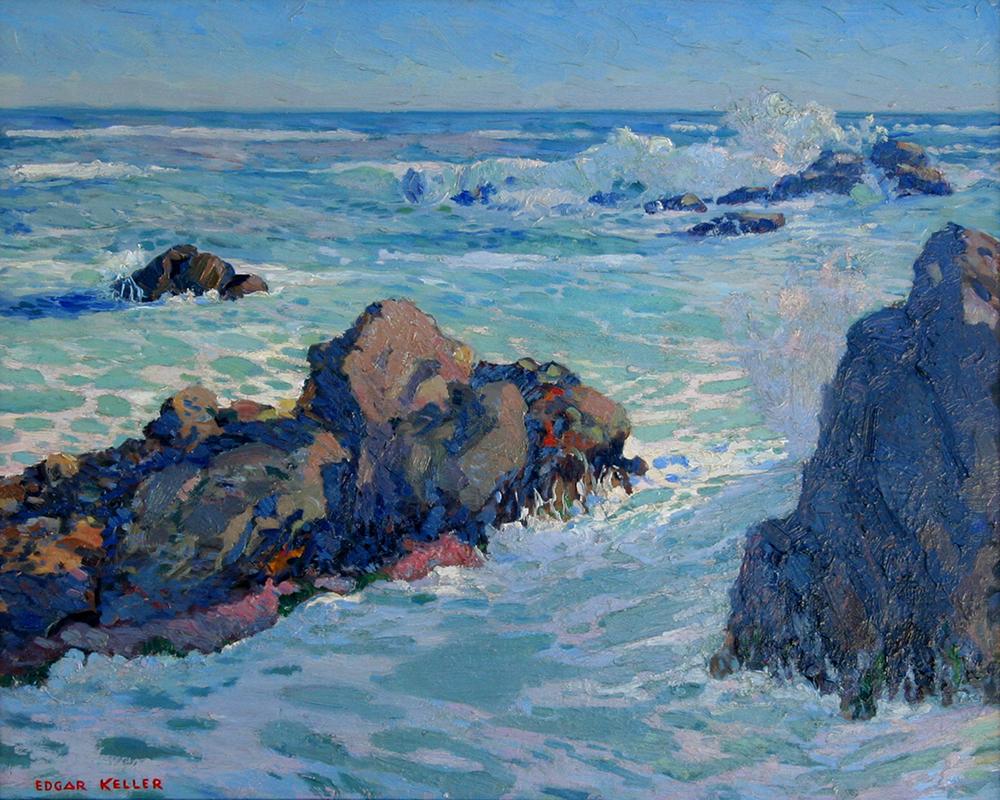 edgar-keller-painting