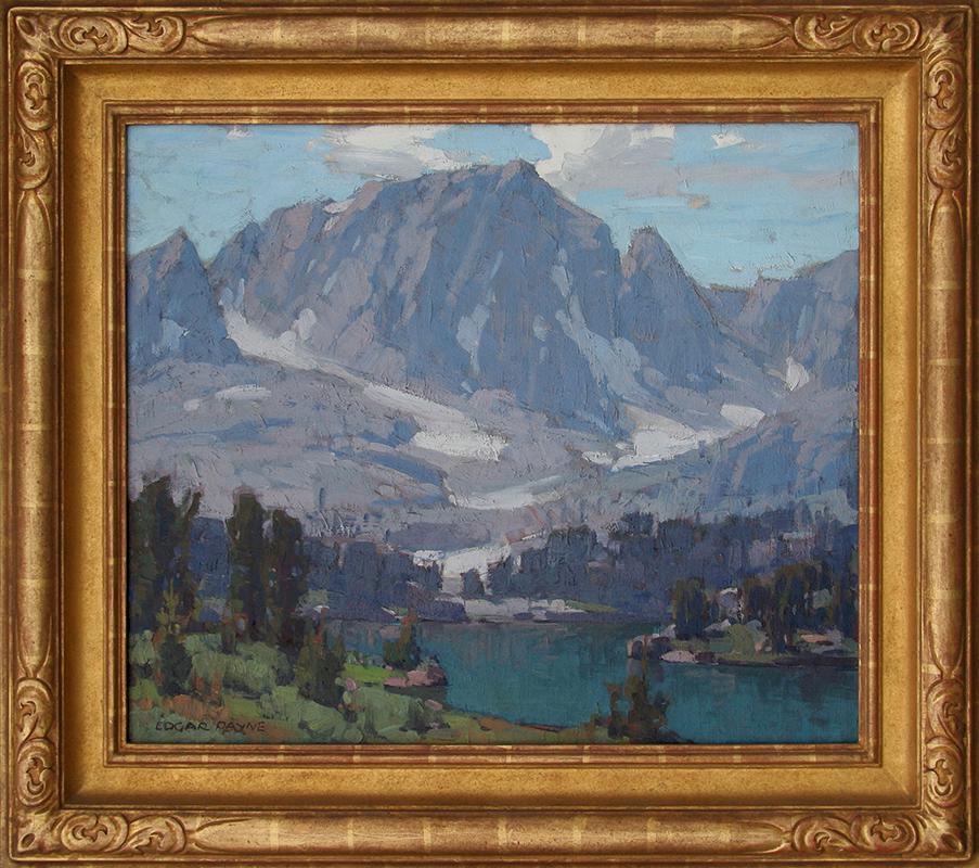 edgar-payne-big-pine-lake-framed