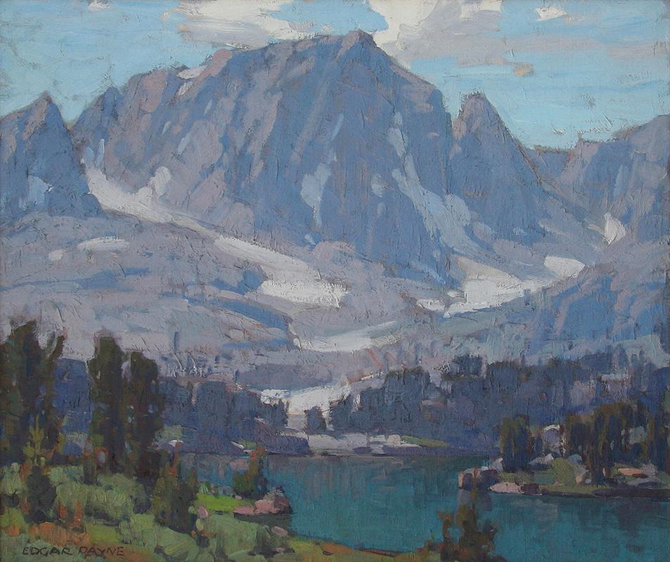 edgar-payne-big-pine-lake
