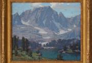 Edgar Payne Painting Framed