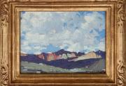 Edgar Payne Sierra Painting