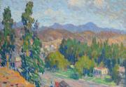 Edwin Roscoe Shrader Painting