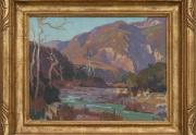 Elmer Wachtel California Painting