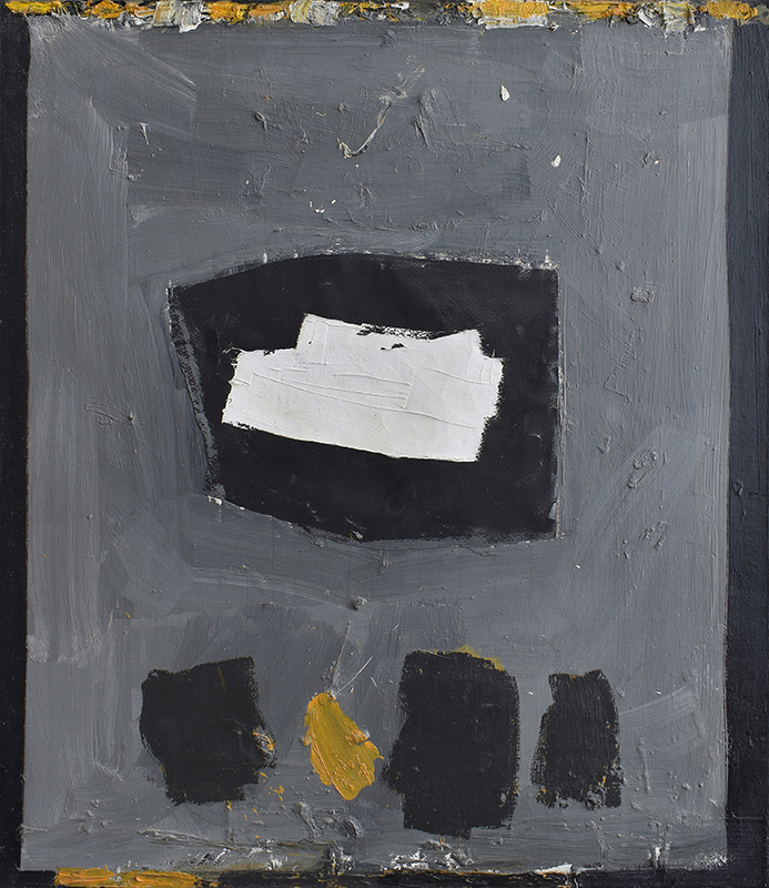 Emerson Woelffer painting