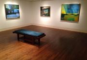 Emiko Nakano Painting Museum Exhibit