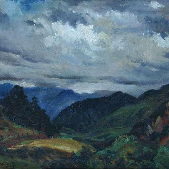 Emil Kosa Jr. 'California Hills'