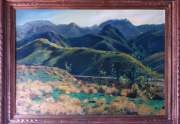 Emil Kosa California Painting