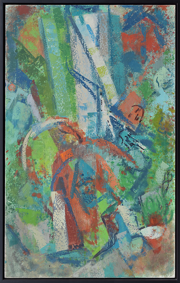 erle-loran-abstract-1950-framed