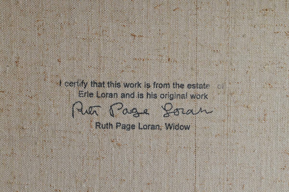 erle-loran-estate-signature