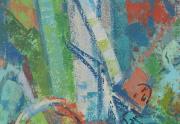 Erle Loran Painting Close Up