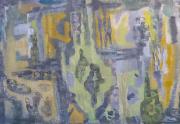 Erle Loran Painting