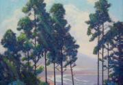 Ferdinand Burgdorff Painting